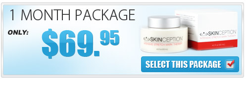 Skinception Stretch Mark 1 Month Package